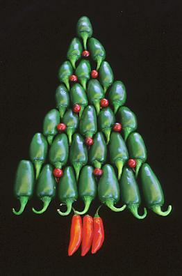 Photography By Deb Friedrichs Chile Christmas Tree